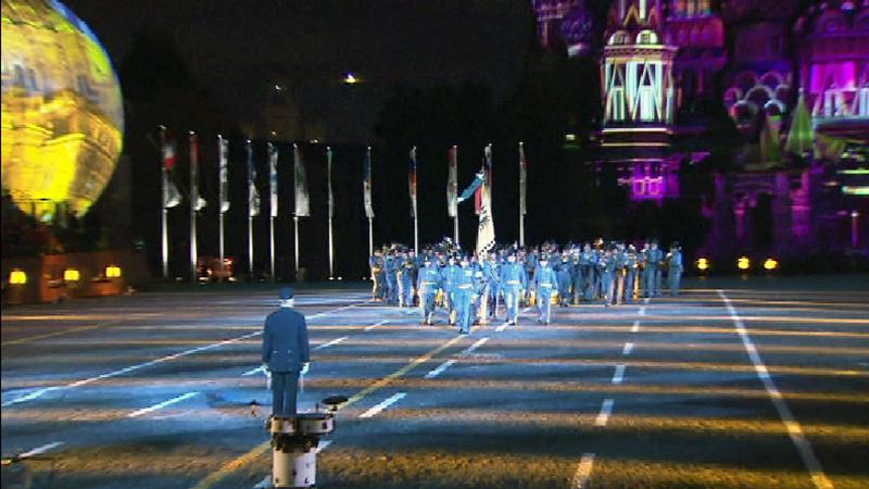 Kaiserjäger in Moskau