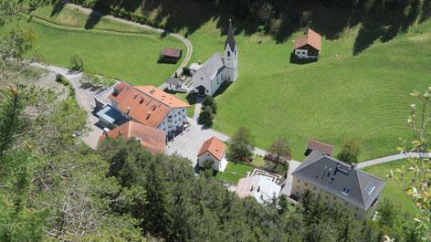 Wanderung Kronburg