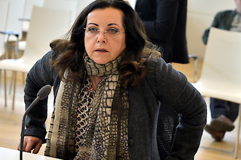 Rita Nitsch Prozess Landesgericht Korneuburg
