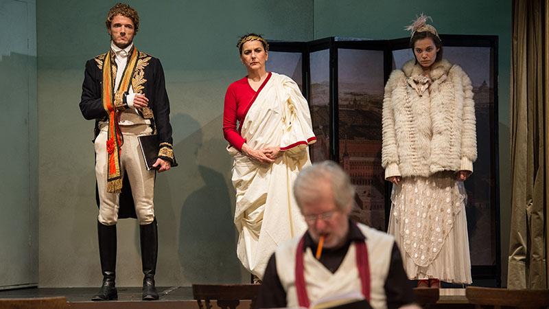 Premiere Theatermacher Schauspielhaus