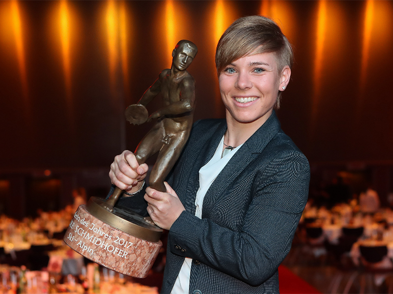 Sportler des Jahres - Nicole Schmidhofer