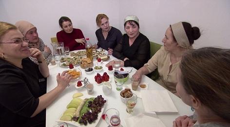 Tschetschenische Mütter gegen Radikalisierung