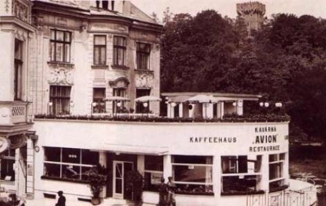 Café Avion