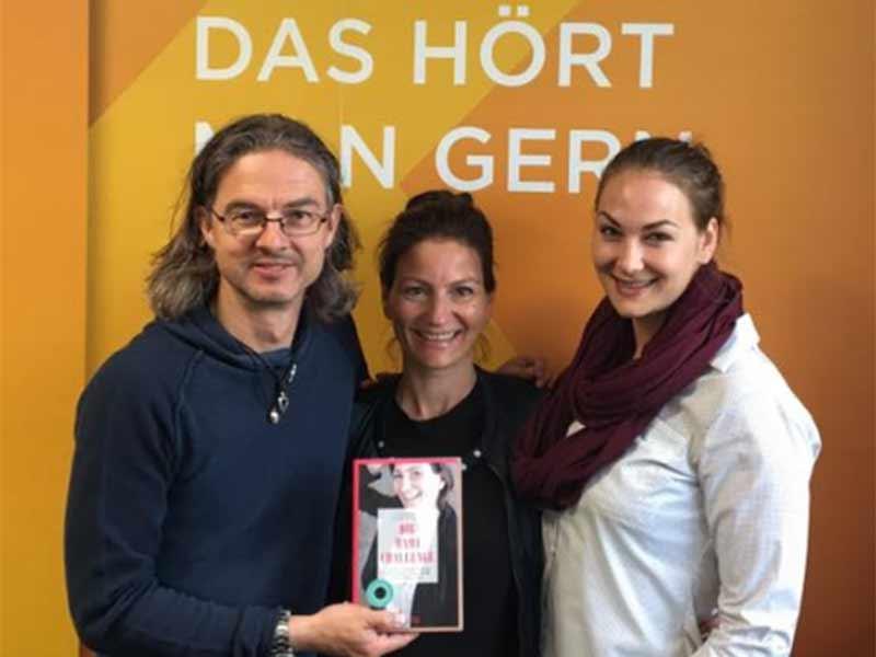 Autorin Katharina Hoffer-Schillen Die Mami-Challenge