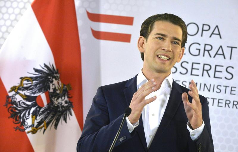 Kurz stellt ÖVP sieben Bedingungen vor Übernahme von Parteivorsitz