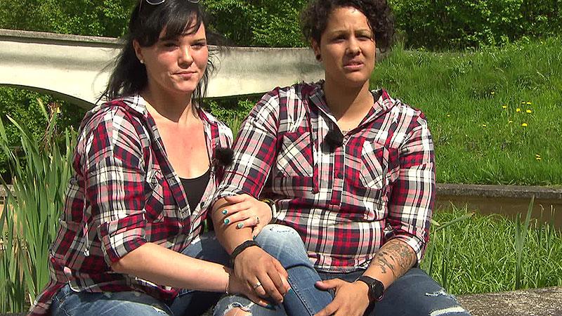 Lesbische Familie in Unterkohlstätten