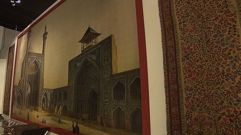 """Ausstellung """"Zauber des alten Orients"""" in Halbturn"""