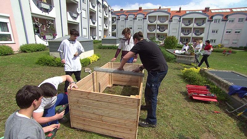 Urban Gardening Mattersburg
