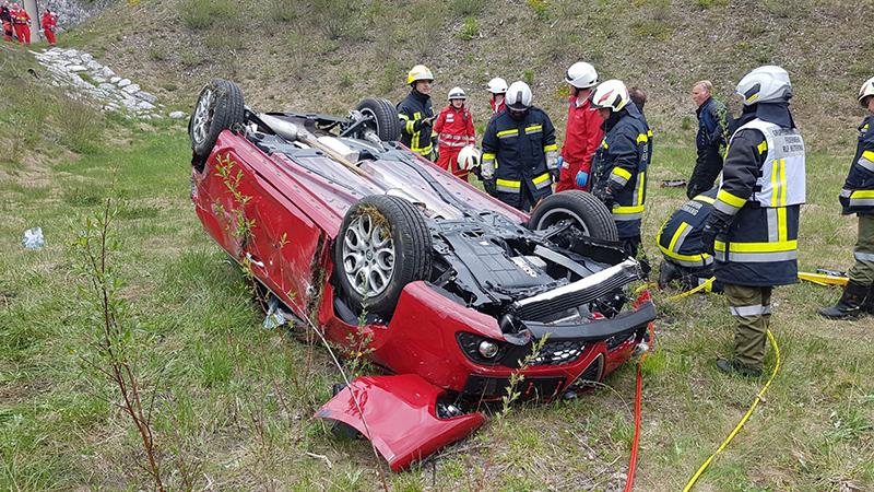 Unfall B179 Heute