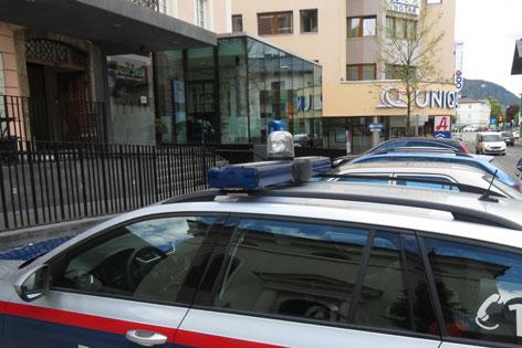 Überfall Apotheke Wörgl