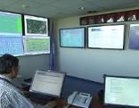 Kontrollzentrum der Atomteststoppbehörde CTBTO in der Wiener UNO-City