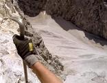 Felsräumarbeiten am Bettelwurfsteig