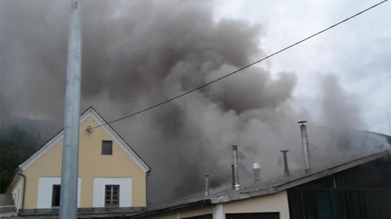 Brand Kettenwerk Brückl