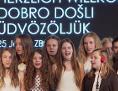 Svečevanje 25 ljet Dvojezična gimnazija Borta