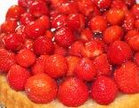 Erdbeeren Erdbeerkuchen Kuchen Erdbeer-Zitronenkuchen