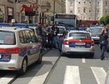 Verdächtiger in Innenstadt festgenommen