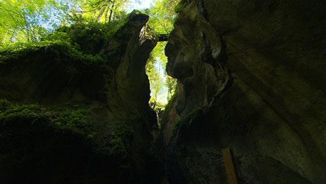 Seisenbergklamm Weißbach bei Lofer