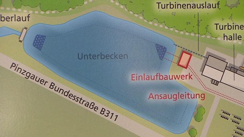 Kraftwerk Dießbach Weißbach bei Lofer