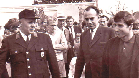Hansi Orsolić u Novoj Gori