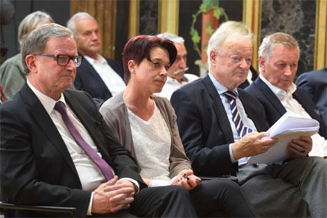 Veranstaltung Parlament Deserteure