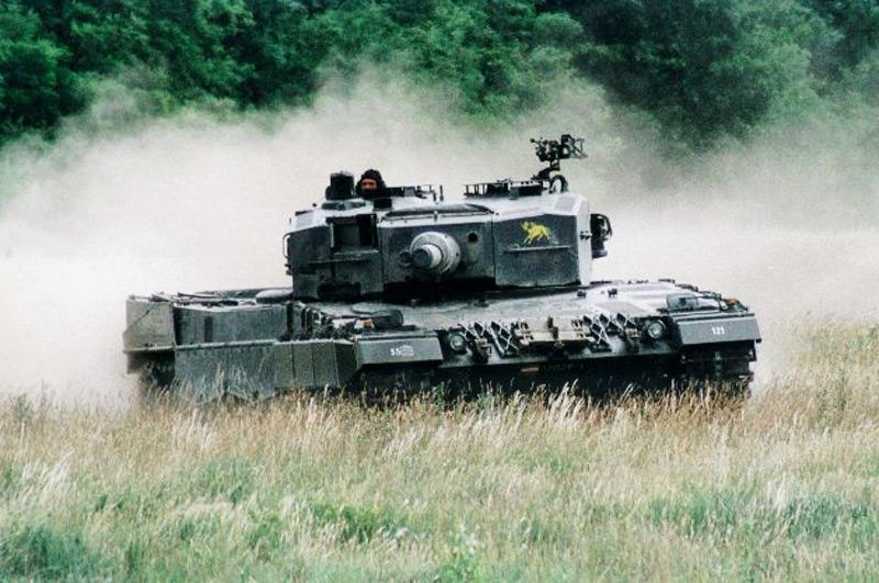 Welser Panzer-Europameister