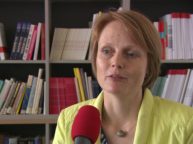 Meinungsforscherin Eva Zeglovits