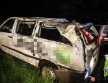 Fahrerflucht nach Unfall mit Discobus
