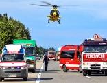 Pannenhelfer auf Westautobahn erfasst und getötet