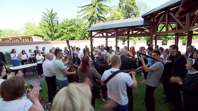 Shodišće u Zagreb