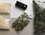 Drogen und Elektroschocker