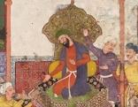 Aufnahme des Hamzanama