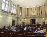Schwursaal Landesgericht für Strafsachen in Wien