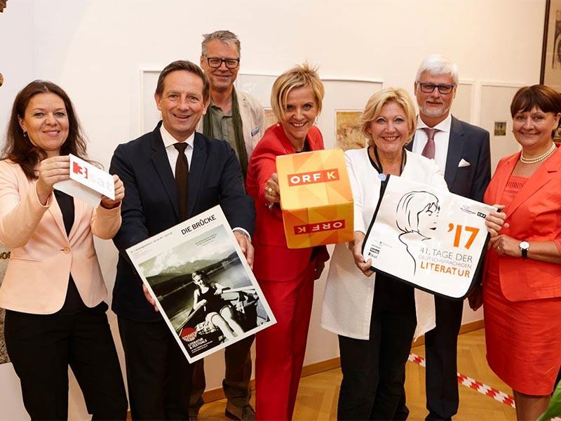 Bachmannpreis Pressekonferenz 2017