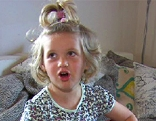 Fünfjährige Sofia von Leukämie geheilt