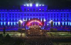 Sommernachtskonzert der Wiener Philharmoniker im Schlosspark Schönbrunn