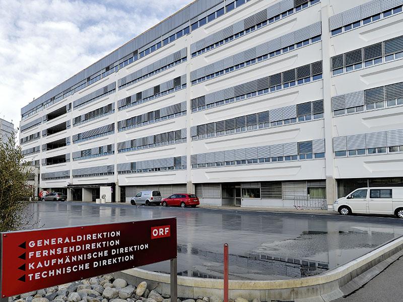 ORF Küniglberg Zentrum Zentrale Stiftungsrat