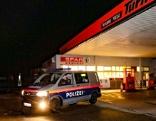 Tankstellenüberfall Turmoil Ried