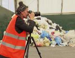 Fotoshooting für Ausstellung Arbeitswelt in Altpapierhaller