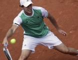 Tennis Turnier Paris 2017 Dominic Thiem zweite Runde