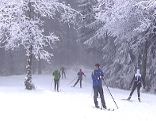 Wintersport, Langlaufen, Böhmerwald