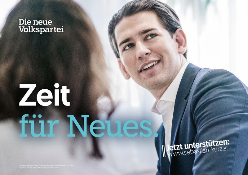 Zeitung: ÖVP-Parteitag am 1. Juli in Linz