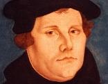 Martin Luther nach einem Gemälde von Lucas Cranach dem Älteren