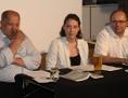 Diskusija o Državnom ugovoru u Hrvatskom centru