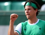 Dominic Thiem French Open Achtelfinale