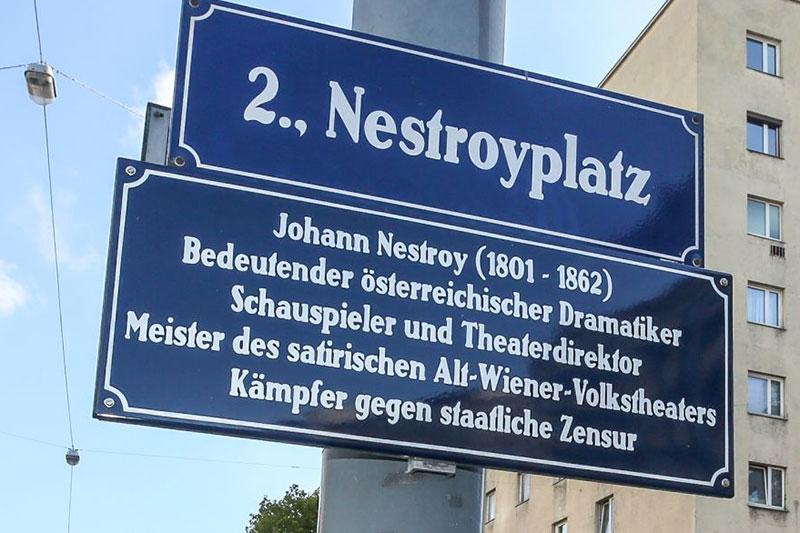 Nestroyplatz