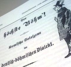 """Deutschlernen """"von unten"""": Böhmakeln und Kuchldeutsch"""