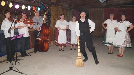 ungarische Volkstanzgruppe Siget