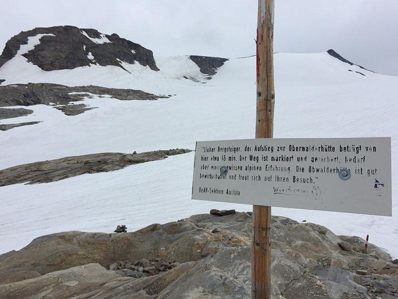 Bergretterausbildung