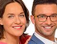 Eva Pölzl Marco Ventre moderatorja GUMÖ dobro jutro Avstrija tv jutranja oddaja