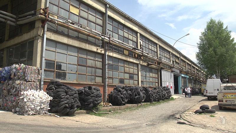 Recycling Projekt Kosovo